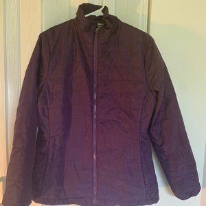 Eggplant Purple Champion Jacket